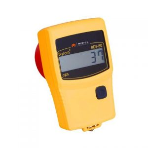 Máy đo nhiễm bẩn phóng xạ bề mặt RDS-80