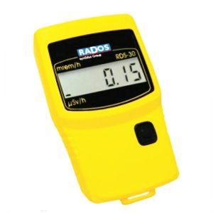 Thiết bị đo liều phóng xạ cầm tay, kỹ thuật số RDS-30